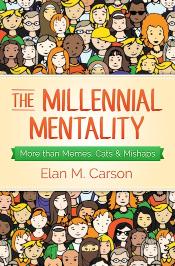 The Millennial Mentality Front Book Cover